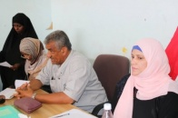 Women and Children Department of the Southern Transitional Council inaugurates Women Sectors in Abyan