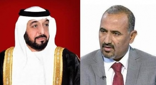 President Al-Zubaidi congratulates UAE leadership on the 47th anniversary of UAE National Day