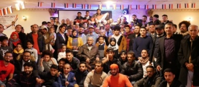 Southern Transitional Council office and Association of Southerners in Europe celebrate anniversary of independence