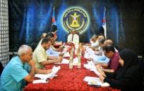 Headed by Al-Jaadi .. The General Secretariat discusses its agenda and future plans
