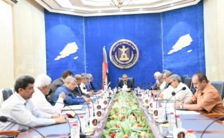Southern Transitional Council Presidency holds its weekly meeting and discusses latest developments