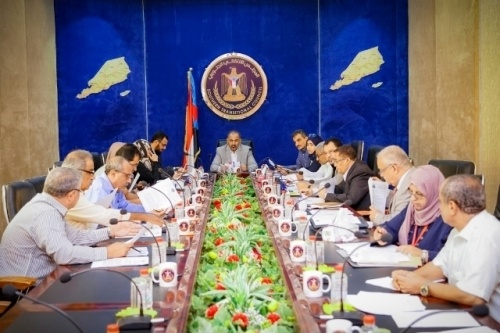 Southern Transitional Council Presidency discusses arrangements of holding National Assembly second session in Hadramout