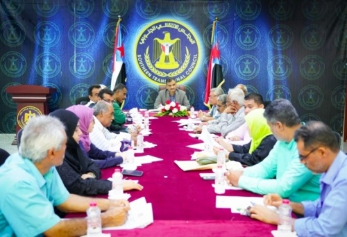 The General Secretariat reviews reports on the participation of the Transitional Council in international forums