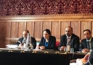STC: LANDMARK VISIT TO UK PUTS THE SOUTHERN CAUSE ON THE INTERNATIONAL AGENDA