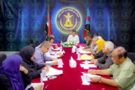The General Secretariat reviews weekly reports of its departments and updates on the southern scene