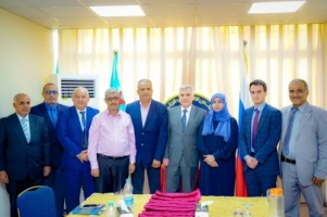 The Russian ambassador praises the results of President Al-Zubaidi's visit to Russia