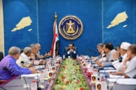 The Presidency of the Transitional Council holds its weekly meeting chaired by Vice President Hani Ben Brik