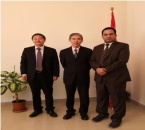 Transitional Council Foreign Affairs Representative Meets Chinese Ambassador to Yemen