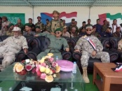 Vice President of the Transitional Council attends graduation of new batch of Support Forces