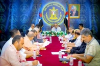 The General Secretariat stresses to resolve lands issues by judiciary and praises the sons of Sayoun