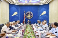 President Al-Zubaidi chairs meeting of Southern Transitional Council local leaderships