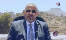 "President Al-Zubaidi's interview on ""Yemen in a week"" show on ""Abu Dhabi"" TV channel from Yafea"