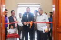 """President Al-Zubaidi inaugurates exhibition entitled """"The Southern Transitional Council - Will of the People"""""""