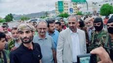 President Al-Zubaidi joins fourth anniversary celebrations of Aden the capital liberation with citizens