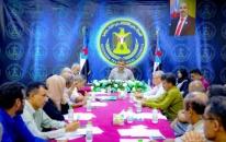Lamlas praises performance and plans implementation of the General Secretariat departments