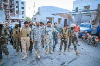Vice President of Transitional Council inspects Al-Jalaa camp and the police station of Sheikh Othman