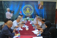 The General Secretariat holds its regular meeting and discusses latest updates on southern scene