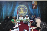 The Assistant Secretary-General meets representatives of southern women's components