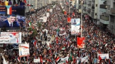 Citizens of the South gathers in mass rally of million expressing gratitude to UAE and Arab Coalition