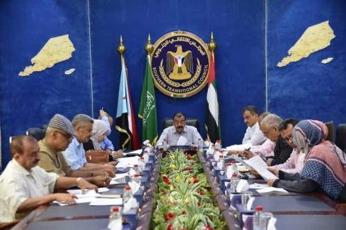 Presidency of Southern Transitional Council holds its periodic meeting chaired by Ben Brik