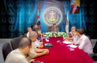 The Secretary-General meets heads of southern trade unions