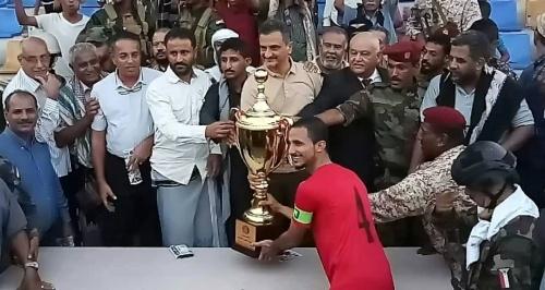 Al-Tilal sport club wins Martyr Mounir Abu Yamamah Cup