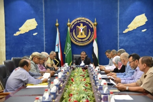 Presidency of the Transitional Council holds its periodic meeting chaired by Major General Ben Brik