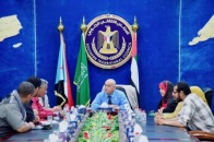 Al-Wali chairs extraordinary meeting of Relief and Humanitarian Committee