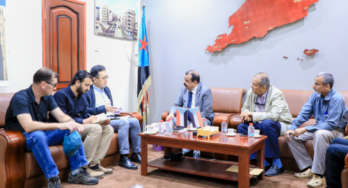Chairman of the National Assembly meets with Deputy Director of Political Affairs of UN Envoy Office