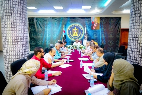 The General Secretariat holds its regular meeting chaired by Al-Jadi