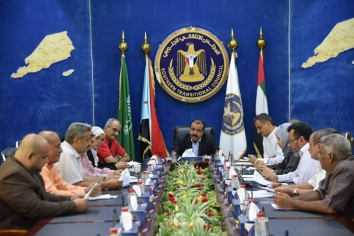 Presidency of the Transitional Council holds its periodic meeting under chairmanship of Major General Ben Brik