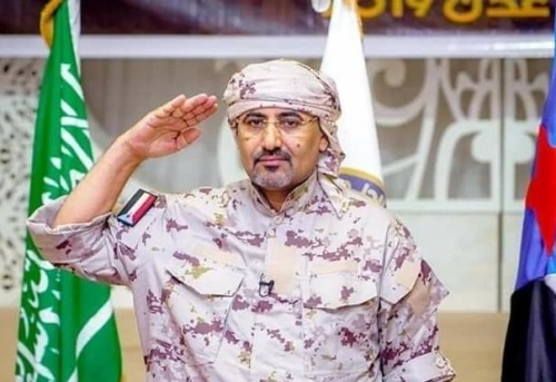 President Al-Zubaidi praises victories of southern armed forces in the fronts north of Dhali