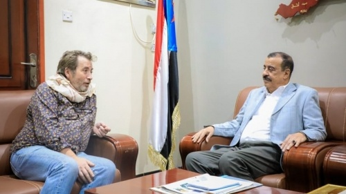Chairman of the National Assembly meets head of the MSF mission