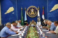 Presidency of the Southern Transitional Council praises steps of negotiating delegation in Jeddah