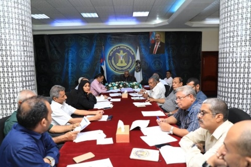 The General Secretariat holds its weekly meeting chaired by Al-Jadi