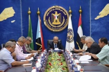 The Presidency of the Southern Transitional Council holds its weekly meeting chaired by Al-Jadi