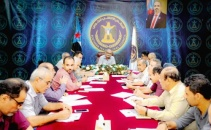 The General Secretariat reviews reports of its departments and requirements of current stage