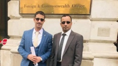 Representatives of Transitional Council Office in UK meet officials of British Foreign Office