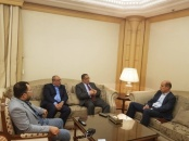 Al-Khubaji meets with United Nations Deputy Envoy to Yemen