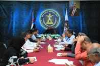 The General Secretariat holds its weekly meeting stressing on paying attention to the wounded