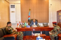 President Al-Zubaidi praises the awareness and readiness of the Southern Forces
