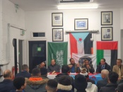 Vice President of the Transitional Council meets members of southern community in Liverpool of UK
