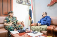 Chairman of the National Assembly meets the Commander of the Special Security Forces