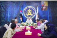 Assistant Secretary-General meets with head and members of the Union of Writers of the South