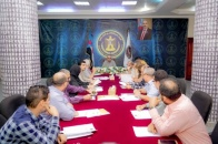 The General Secretariat holds its periodic meeting chaired by Al-Jadi