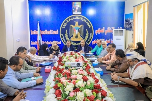 Major General Ben Brik presides meeting of administrative board of the National Assembly