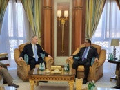 Dr. Al-Khubaji meets the American ambassador to Yemen