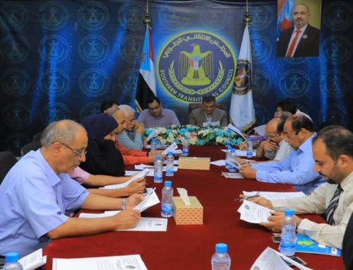 The General Secretariat holds its weekly meeting and discusses latest developments in the South