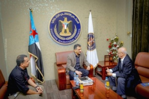 Lamlas discusses with Dr. Al-Dali mechanisms of strengthening southern diplomacy in upcoming phases