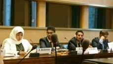 Delegation of Transitional Council in Geneva organizes human rights activities coincide with meetings of Human Rights Council